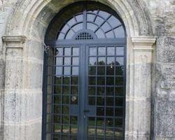 Ferronnerie Bernard Goujat - Quarre-Les-Tombes - Portes